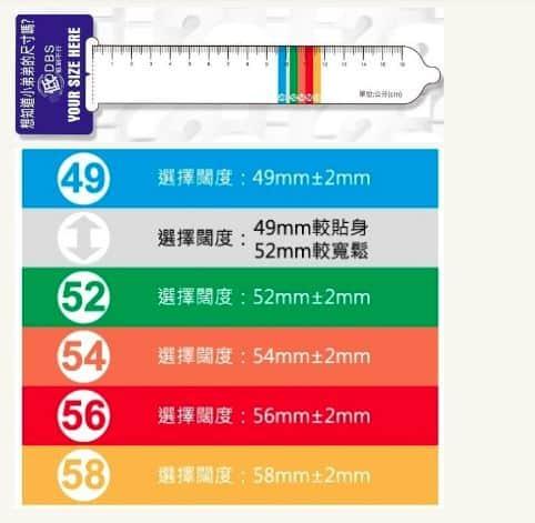 陰莖測量尺